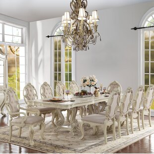 Larosa 11 Piece Dining Set by Astoria Grand #2