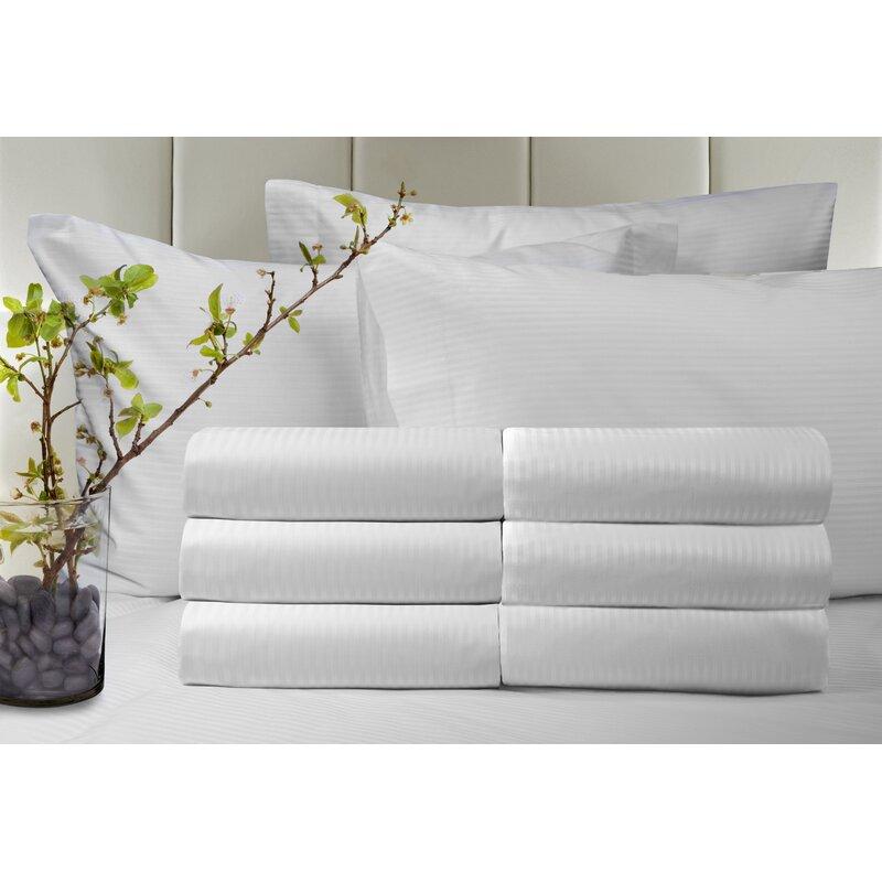 Hilton Worldwide Executive Stripe Pillowcase
