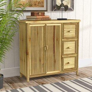 Porter Storage Shelf 2 Door Accent Cabinet