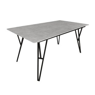 Ahearn Modern Dining Table by Brayden Studio Top Reviews