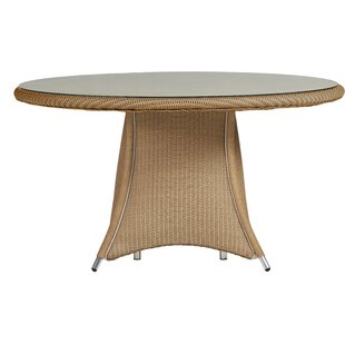 Lloyd Flanders Generations Wicker Rattan Dining Table