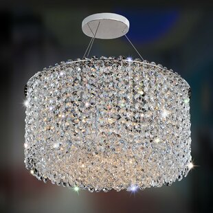 Allegri by Kalco Lighting Milieu Metro 6-Light Semi Flush Mount