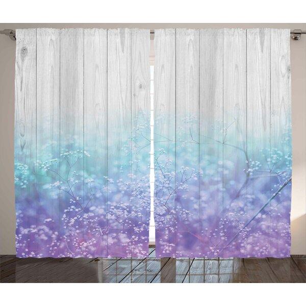 Pastel Color Curtains Wayfair