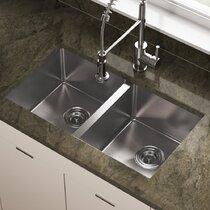 Kitchen Corner Sink Wayfair