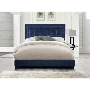 Patten Upholstered Panel Bed
