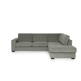 Capo Corner Sofa By Mercury Row