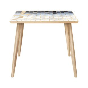 Amboyer End Table by Bungalow Rose Read Reviews