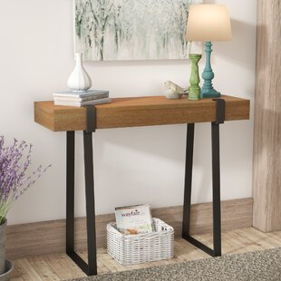 Randi Console Table by Laurel Foundry Modern Farmhouse
