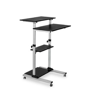 Adjustable Laptop Cart by Mount-it