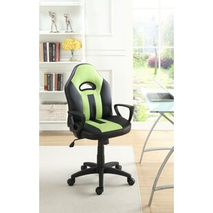 Channell Comfortable Cushioned Executive Chair by Ebern Designs Wonderful