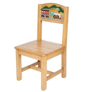 Train Children's Desk Chair By Just Kids