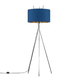 Modern contemporary floor lamps wayfair crawford 1385cm tripod floor lamp aloadofball Image collections
