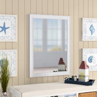 Best Reviews Mcnulty Bathroom/Vanity Mirror ByBreakwater Bay