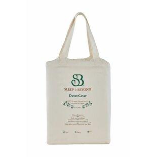 Sleep & Beyond Organic Reversible Duvet Set
