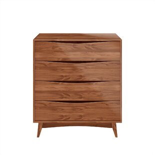 Taulbee 4 Drawer Dresser