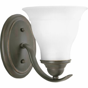 Best Price Roquefort Vanity Light in Antique Bronze By Charlton Home