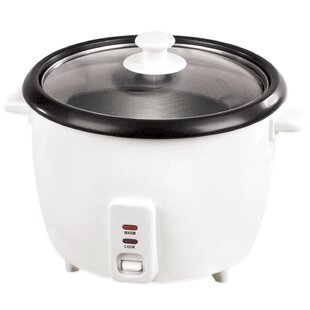 Cool Kitchen 3 Piece Rice Cooker Set