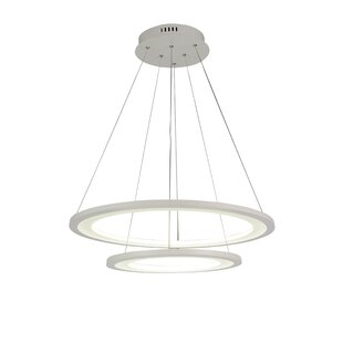 CWI Lighting Alloha 2-Light LE..