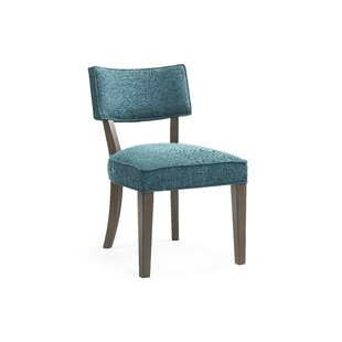 Wrought Studio Bristol Upholstered Dining Chair (Set of 2)