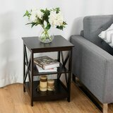 Chellis End Table with Storage by Gracie Oaks