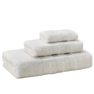 3 Piece Supima Cotton Towel Set