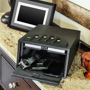 MiniVault Biomteric Lock Gun Safe by GunVault