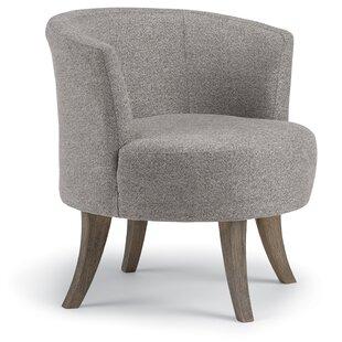 Steffen Swivel Barrel Chair by Best Home Furnishings