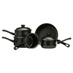 5-Piece Non-Stick Cookware Set by Wayfair Basics