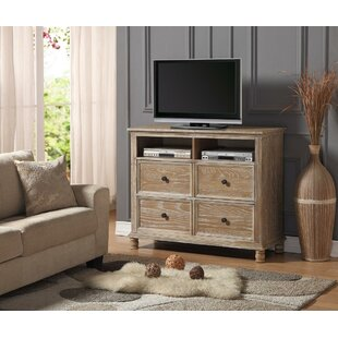 Worsley 4 Drawer Media Chest by Gracie Oaks