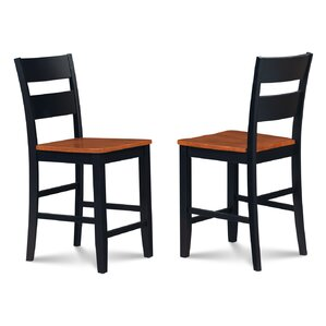 Charlestown Solid Wood Dining Chair (Set ..