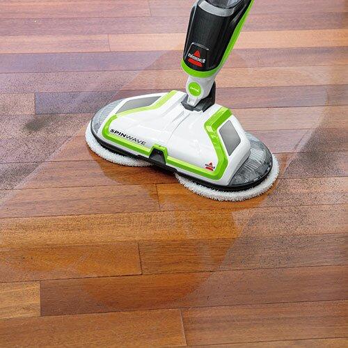 Bissell Hard Floor Spin Mop Reviews Wayfair