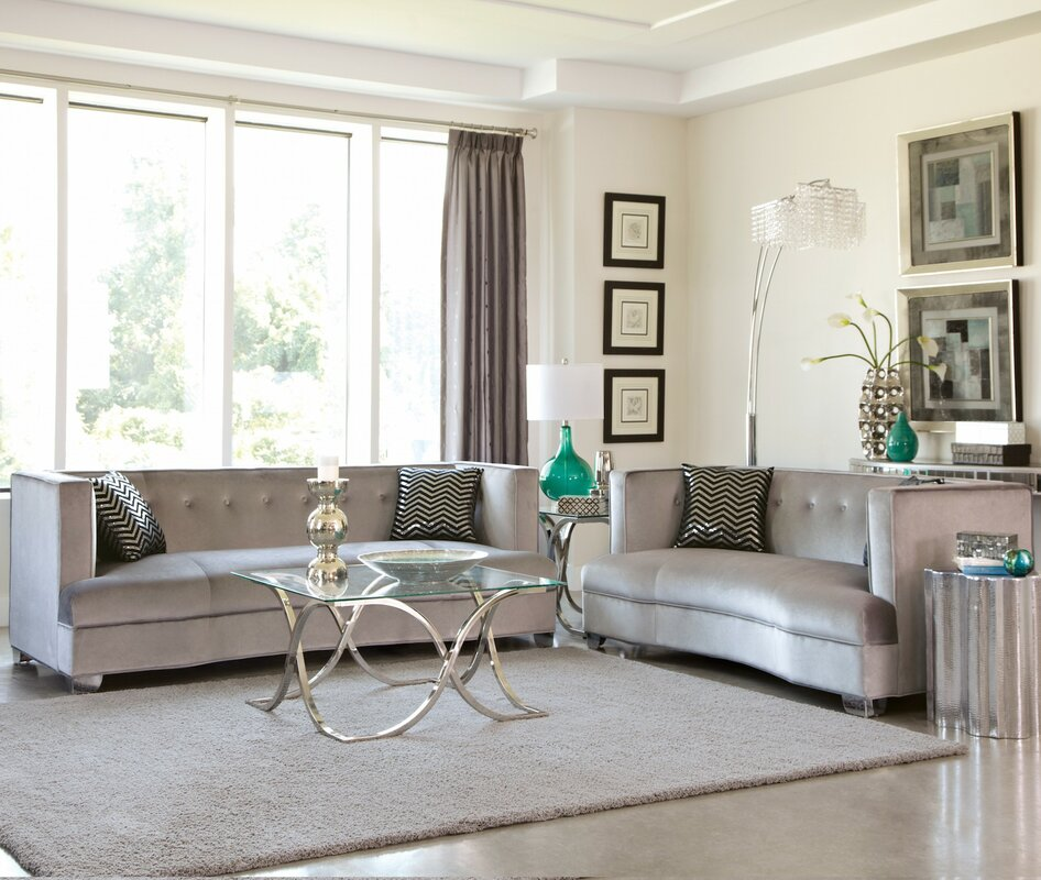 Perfect Glen Cove 2 Piece Living Room Set