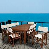 Sanor Patio 11 Piece Dining Set