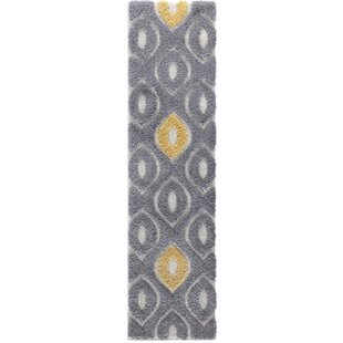 Top Reviews Artz Beige/White Area Rug By Brayden Studio