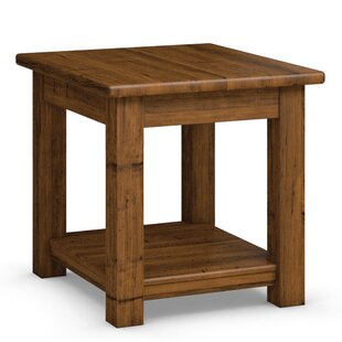 Redonda End Table by Carav..