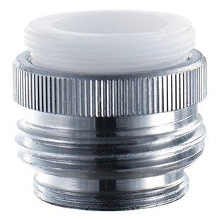 Waxman Low Lead Dual Fit Faucet Adapter