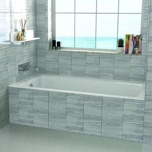 60 X 32 Drop In Soaking Bathtub