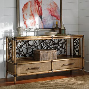 Twin Palms Console Table