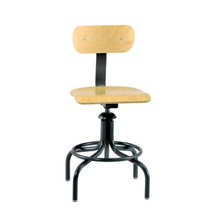 Low-Back Drafting Chair by BEVCO New