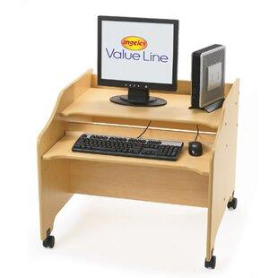 Angeles Value Line Computer Desk