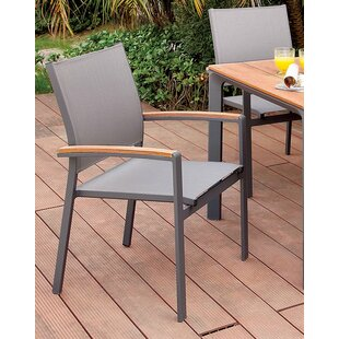 Lobsien Patio Dining Chair