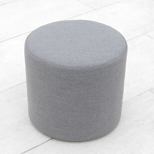 Saturn Ottoman with Cushion by Ove Decors