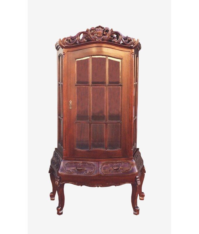Victorian China Cabinet
