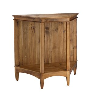 Pl Home Display Corner Unit Bookcase by Antique Revival Discount