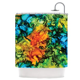 Single Shower Curtain by East Urban Home Amazing