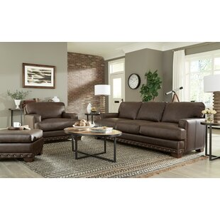HotPrice Maxime 3 Piece Living Room Set by Astoria Grand No