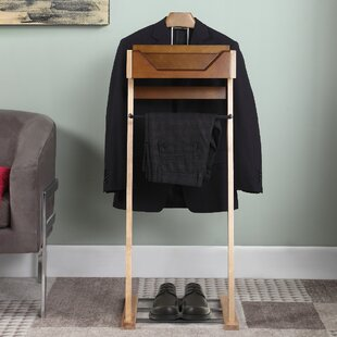 Colan Valet Jewelry Armoire by 17 Stories
