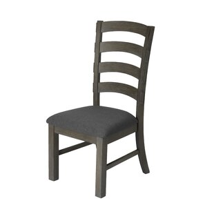 Wilfredo Upholstered Dining Chair Canora Grey