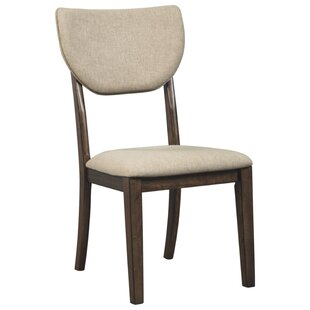 Melton Upholstered Dining Chair by Williston Forge
