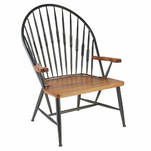 Saavedra Armchair By World Menagerie